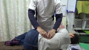 ピンポイント圧筋膜リリース