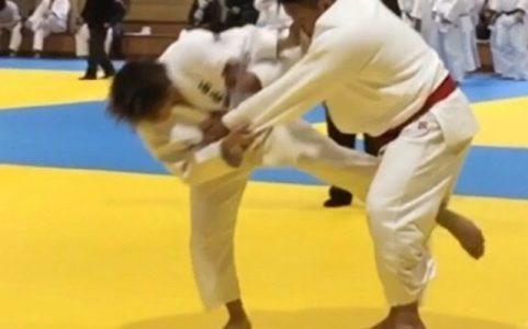 柔道投げ技
