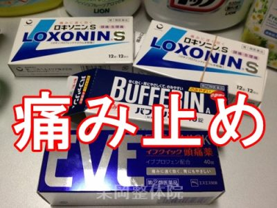 ロキソニン痛み止め