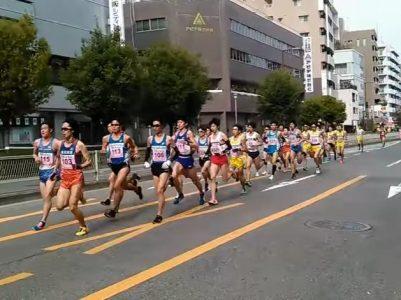 マラソンランニングジョギング