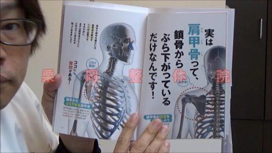 鎖骨のぶら下がる肩甲骨背中でギュと握手できるようになる肩甲骨 ストレッチ (7)